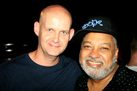 Jean Paul 'Bluey' Maunick, Incognito 03/11/2017 at The Basement, Sydney