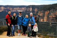 Blue Mountains - Mothers Day Weekend